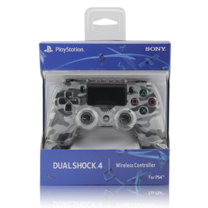 PS4 Wireless Controller Gamepad Camouflage Color