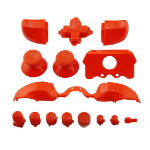 Xbox One Controller Replacement Full Buttons Set Kits (Orange)