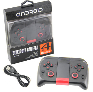 4 in 1 Smartphone Bluetooth Wireless Gamepad