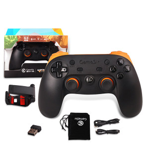 Gamesir G3 Wireless Bluetooth Game Controller With Holder