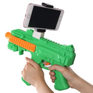 AR-Game Guns Toys VR Games (Green)