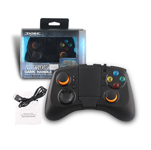 Android Bluetooth Game Controller With Holder