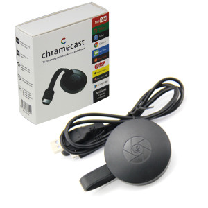 Chromecast TV Streaming Device By Airplay And Miracast