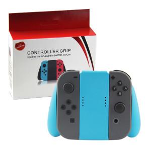 Nintendo Switch Joy-con Handle Grip Controller Gamapd (Blue Color)
