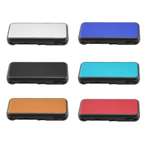 New 2DS XL Console Aluminum Case-MIX Colors