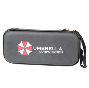 Nintendo Switch Hard Protective Carry Case Cover Umbrella Corporation Design