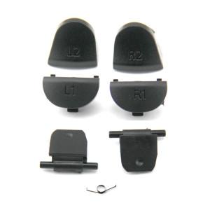 PS4 Controller 3.0 Button Kit R1L1/R2L2 Key Color Dark Grey