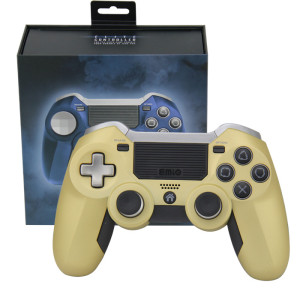 PS4 Elite wireless Controller-gold
