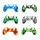 PS4 Controller Silicone Case with 2pcs joystick caps 6 camouflage colors