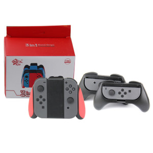 Nintendo Switch 3 in 1 Handle Gamepad Hand Grip Kit