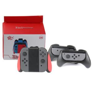 Nintendo Switch 3 in 1 Handle Gamepad Hand Grip Kit