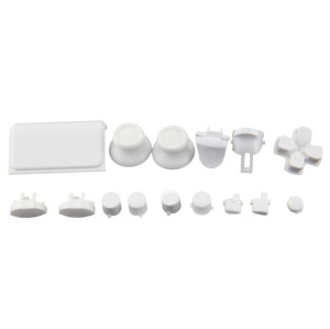 Button Kits for PS4 Controller 4.0 Version-White
