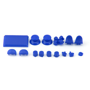 Button Kits for PS4 Controller 4.0 Version(Blue)