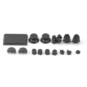 Button Kits for PS4 Controller 4.0 Version(Black)