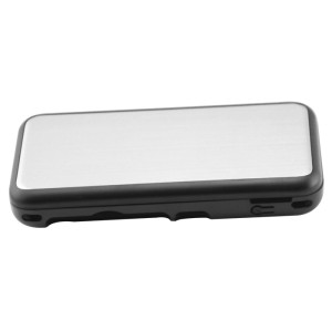 New 2DS XL Console Aluminum Case-Silver