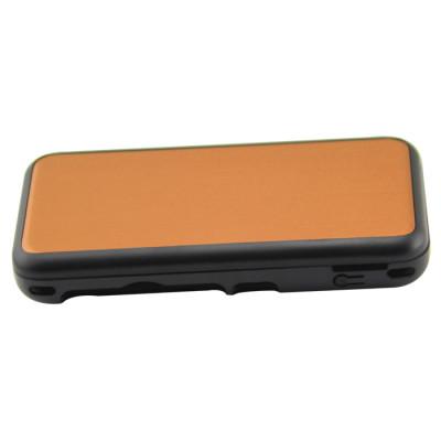 New 2DS XL Console Aluminum Case-Orange