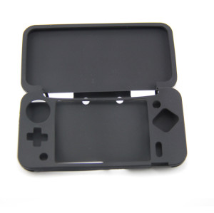 NEW 2DSXL/LL Console Silicone Case-Black