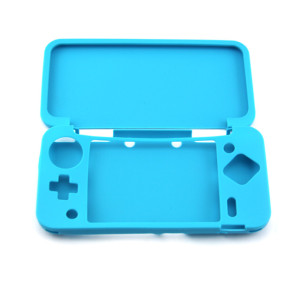 NEW 2DSXL/LL Console Silicone Case-Blue