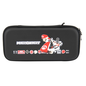 Nintendo Switch Mariokart Hard Shell Protective Carrying Case Cover Storage Bag