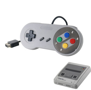 SNES Classic Wired Game Controller