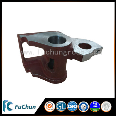 Construction Machinery Part With OEM Casting