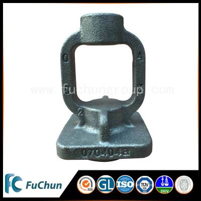 Cast Steel Casting Products With Custom Ship Parts