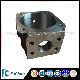 Customized Metal Casting Hydraulic Part Supplier