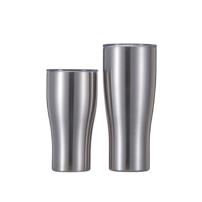 Everich Double Wall Stainless Steel Vacuum Insulated Curve Tumbler 20oz/30oz