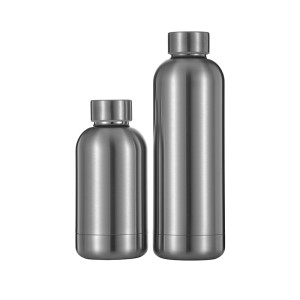 Everich 02549 Double Wall Stainless Steel Vacuum Insulated Water Bottle 350/500ml