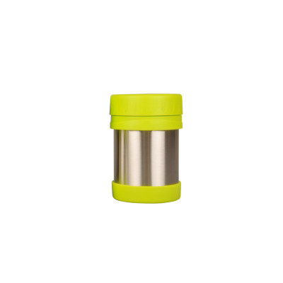 Everich Double Wall Stainless Steel Vacuum Insulated Straight Food Jar 500ml