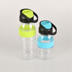 Everich Tritan Bottle with Push Lid 750ml