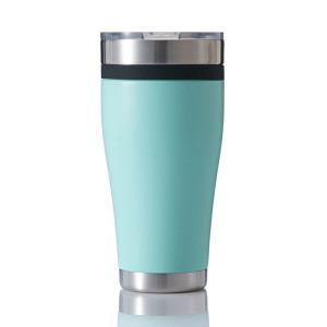 Everich Double Wall Stainless Steel Vacuum Insulated Tumbler with Silicone Band 20/30oz