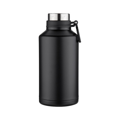 Everich  D/W S/S Vacuum Insulated Bottle with S/S Lid 64oz/1900ml