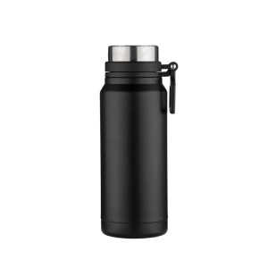 Everich  D/W S/S Vacuum Insulated Bottle with S/S Lid 30oz/900ml