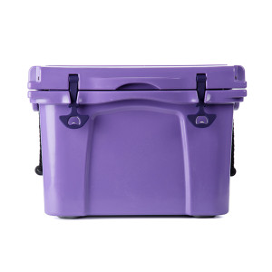 Lavender Everich Rotomolded Construction Leakproof Hard Cooler Box 20/50/75/110QT