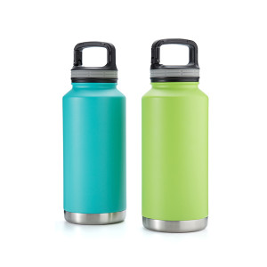 EVERICH 25201 NEW D/W Stainless Steel Thermos Vacuum Flask