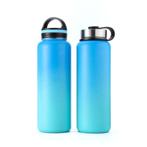 EVERICH 75902 D/W Stainless Steel Thermos Drink Bottle
