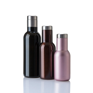 EVERICH 2316D D/W Stainless Steel Vacuum Insulated Wine Bottle 350/600/750/1000ml