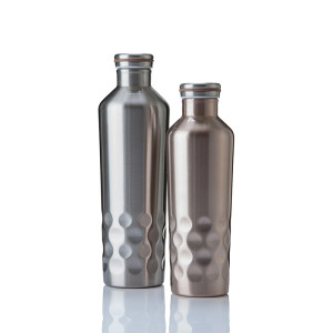 EVERICH 171223 D/W Stainless Steel Vacuum Water Bottle Insulated Wine Bottle 500/750ml