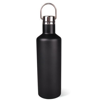 EVERICH 2547C Double Wall Stainless Steel Vacuum Insulated Wine Bottle 500ml