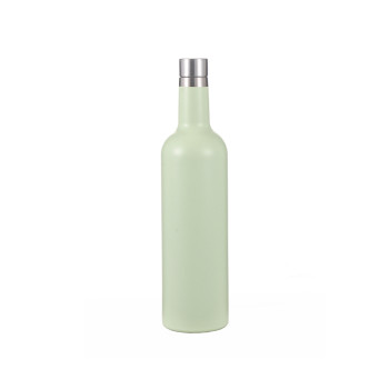Everich 119448 Double Wall Stainless Steel Vacuum Insulated Wine Bottle 25/30oz