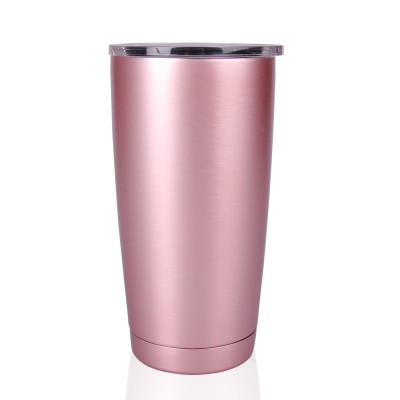 EVERICH 2538 Stainless Steel Insulated Vacuum Wine Cup 20/30oz