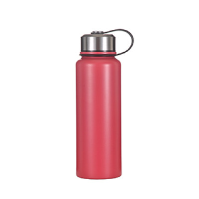 EVERICH 02520E Stainlessm Steel Insulated Vacuum Bottle