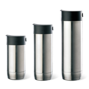 EVERICH 119353 Stainless Steel Insulated Vacuum Bottle 240/350/450ml