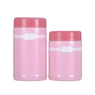EVERICH 119459 Stainless Steel Insulated Vacuum Food jar