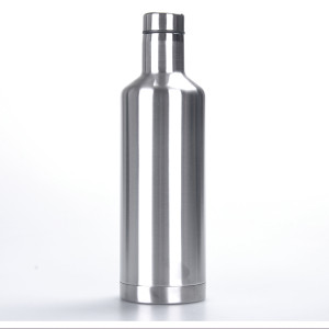 EVERICH 119474 Stainless Steel Insulated Vacuum Bottle