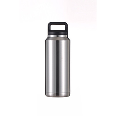 EVERICH 119475 Stainless Steel Insulated Vacuum Bottle