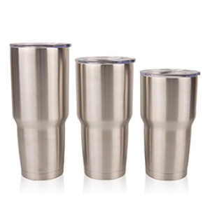 EVERICH 2536 Stainless Steel Insulated Vacuum Cup 20/24/30oz