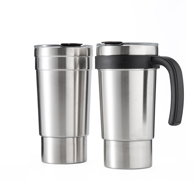EVERICH 2575 Double Wall Stainless Steel Vacuum Cup 20oz