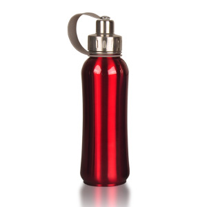 EVERICH 119473 Stainless Steel Insulated Vacuum Bottle